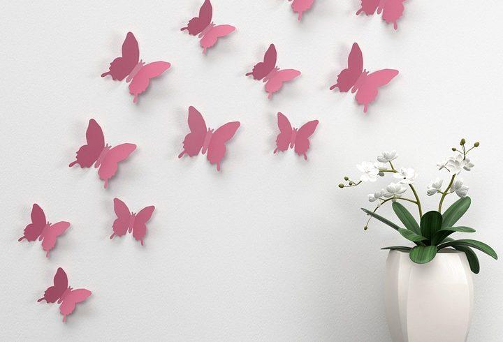 Deco Papillon Le Site De La Maison De L Eaule Site De La Maison De